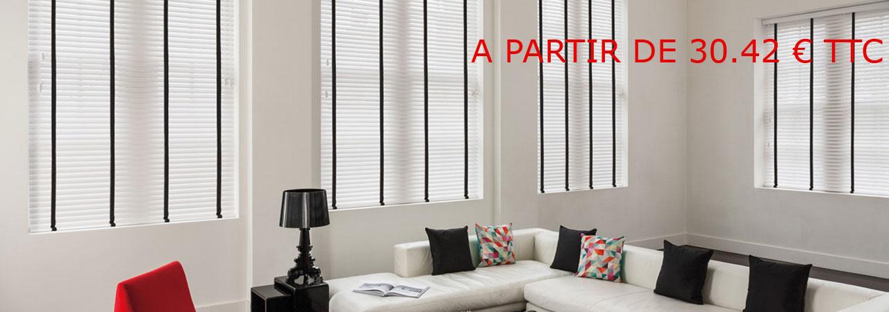 stores cube sp cialiste du store v nitien en bois et cuir sur mesure. Black Bedroom Furniture Sets. Home Design Ideas